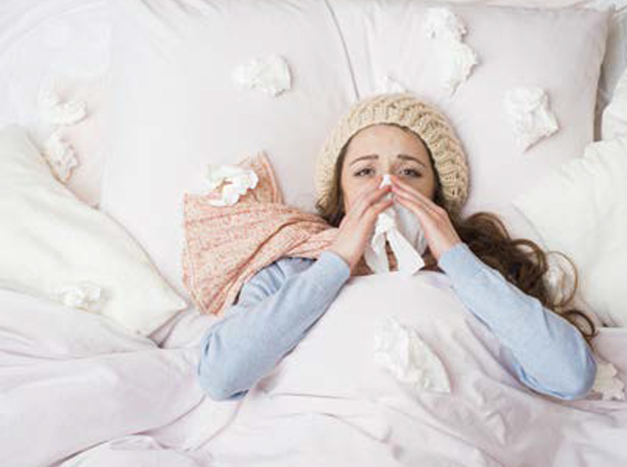 Flu on the rise in Kiowa County