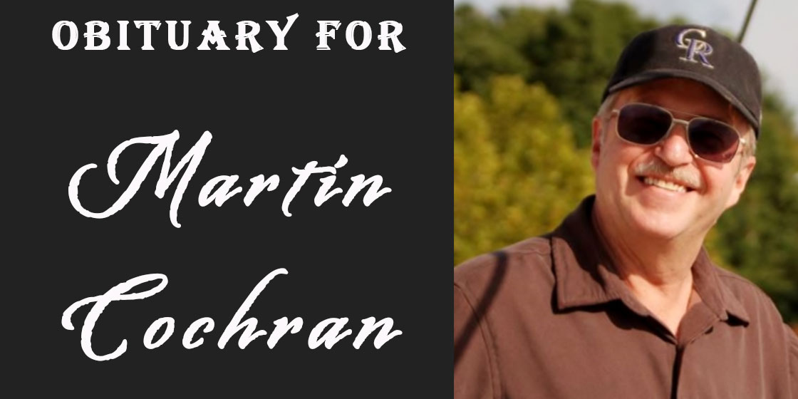 Obituary for Martin Cochran