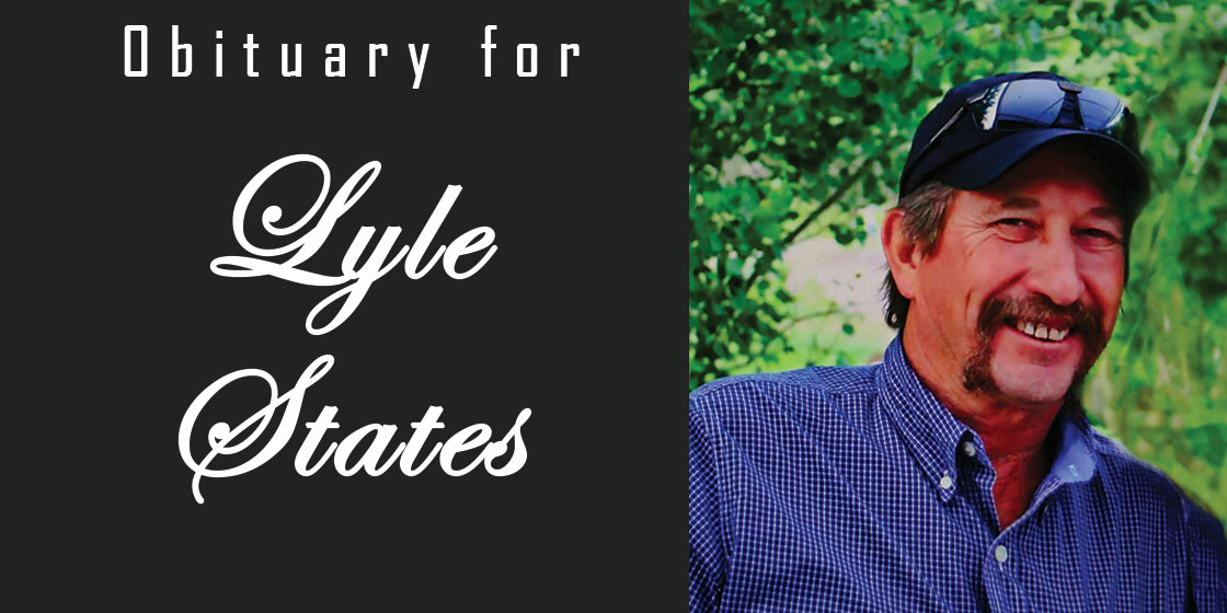 Obituary for Lyle States