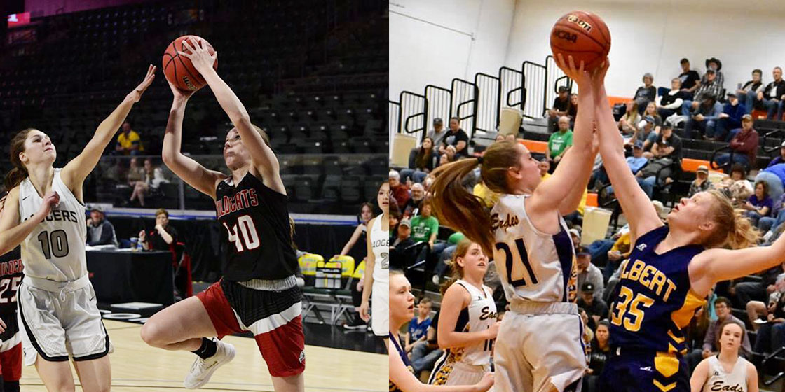 CHSAA All-State Girls Basketball 2A and 1A Teams