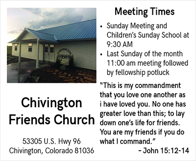 Chivington Friends Church