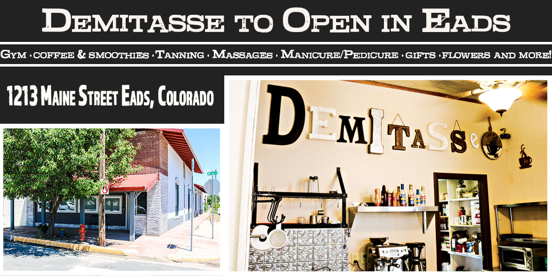 Demitasse to open in Eads