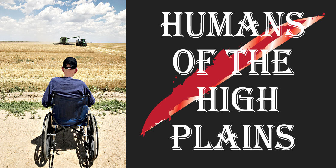 George Tempel - Humans of the High Plains